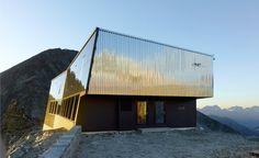 Albergue Tracuit Hut by Savioz Fabrizzi Architectes (Suiza) #architecture