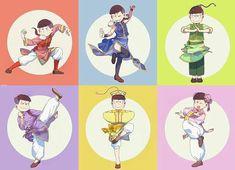 Ảnh Osomatsu-san ( List AUs) - Chinatown - Page 3 - Wattpad Drawing Reference, Character Design, Anime Boy, Animation, Osomatsu San Doujinshi, Cartoon, Fan Art, Dark Anime Guys, Disney Animation