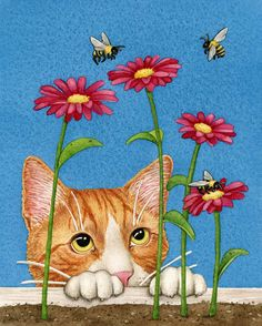 #cats #in #art