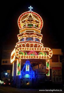 ollur,thrissur,kerala,ollur church festival,church festival,thrissur pictures,ollur thrissur