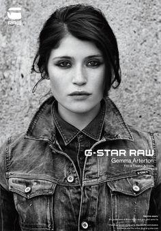 G-Star Raw by Anton Corbijn