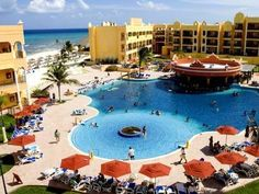Playa Del Carmen The Royal Haciendas - All Inclusive Mexico, North America The Royal Haciendas - All Inclusive is conveniently located in the popular El Marlyn Azul area. Both business travelers and tourists can enjoy the hotel's facilities and services. Free Wi-Fi in all rooms, 24-hour room service, facilities for disabled guests, Wi-Fi in public areas, car park are on the list of things guests can enjoy. Separate living room, television LCD/plasma screen, internet access – w...