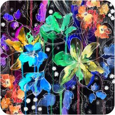 Anything with this print!  Holly Sharpe Lost In Botanica 2