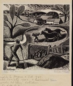 Sussex Farm | Gwenda Morgan | V&A Search the Collections