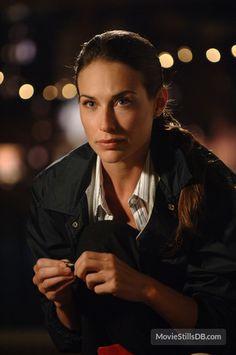 """""""CSI: NY"""" Clare Forlani"""