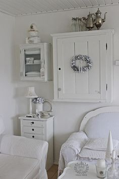Shabby and Charme: Nordic and Shabby Style per una bellissima casa in...