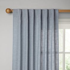 Buy John Lewis Solo Hidden Tab Top Voile Panel Online at johnlewis.com