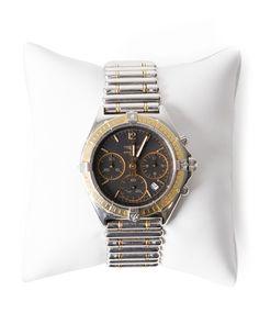 Breitling Ladies Watch tweedehands authentiek veilig online shoppen winkelen webshop Antwerpen België LabelLOV mode stijl ontwerpers luxe luxemerken horloges designer