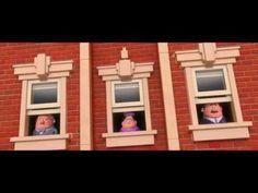 """Trailer do novo filme de animação da Disney, """"Wreck-It Ralph"""". Cheio de referências a games. Amei!"""