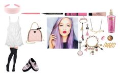"""""""Ellison ❤️❤️❤️"""" by lilycobain2002 ❤ liked on Polyvore featuring STELLA McCARTNEY, Betsey Johnson, Maria Francesca Pepe, Too Faced Cosmetics, Victoria's Secret, Barry M, philosophy and Stone_Cold_Fox"""