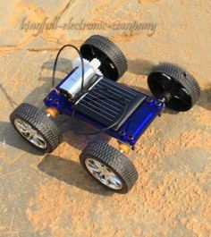 Solar-Toy-Car-Educational-Toys-Assembly-Model-Diy-Production-Technology-goo