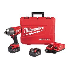 """2766-22 M18 Fuel 1/2"""" High Torque Impact Wrench w/ Pin Detent Kit"""