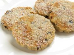 Welsh Cakes History: A Sweet and Tasty Bite of Wales Welsh Cakes Recipe, Canned Butter, Welsh Gifts, Milk And Eggs, Gift Cake, Tasty Bites, Cake Ingredients, Food Processor Recipes, Wales
