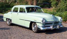 1951 Chrysler Windsor deluxe