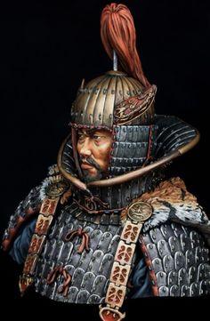 Ancient Korean soldier