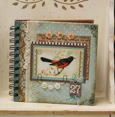 ~ Altered Bird Journal ~