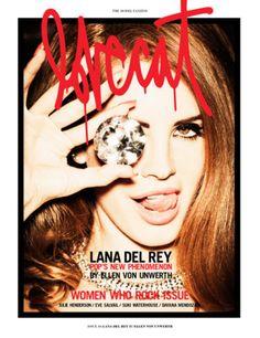 Lana Del Rey    Imagery: One Eye symbolism