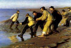 Michael Ancher, Denmark.