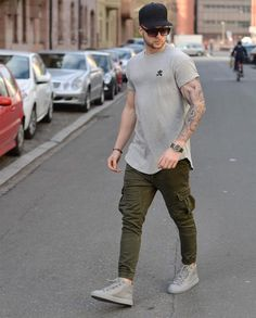 118 darling urban fashion plus size ideas – page 1 Gents Fashion, Dope Fashion, Urban Fashion, Retro Fashion, Fashion Trends, Casual Outfits, Men Casual, Look Man, Masculine Style