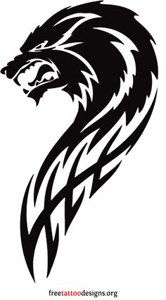 60 Awesome wolf tattoos + more about the meaning of wolves. Designs include tribal and howling wolves, wolf head and paw tattoos. Tribal Tattoos, Tribal Drawings, Tribal Wolf Tattoo, Wolf Tattoo Design, Wolf Design, Wolf Tattoos, Tattoo Drawings, Tattoo Designs, Tatoos