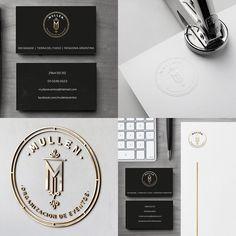Mullen   Branding . Trabajo completo en http://ift.tt/1LcKAmG #logodesign #graphicdesigner #graphicdesignersofinstagram #diseñografico #logotipos #mondieudesign #mullen