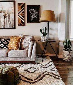 » bohemian life » boho home design + decor » nontraditional living » elements of bohemia »living room ideas