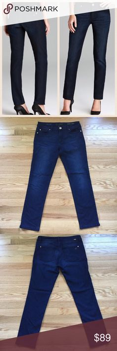 "DL1961 Angel Mid Rise Skinny Ankle Jeans Beautiful skinny ankle jeans in like-new condition. Waist measures 16"" across; Inseam 28; Rise 9"". 63% modal; 37% polyester. DL1961 Jeans Skinny"