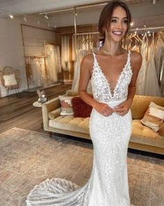 Top Wedding Dresses, Cute Wedding Dress, Boho Wedding, Perfect Wedding, Bridal Dresses, Prom Dresses, Glamorous Wedding, Romantic Lace, Wedding Goals
