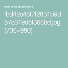 fbd42c48f7f2831b9d57c619d5f366bd.jpg (736×980)