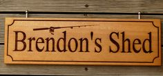 Wooden house signs made to order. Choose size, timber and what you wish engraved