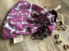 Your place to buy and sell all things handmade Dog Treat Bag, Treat Bags, Wish Bracelets, Sympathy Gifts, Perfectly Posh, Love Pet, Dog Accessories, Dog Design, Dog Treats