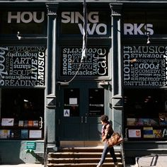 Housing Works Bookstore Cafe - New York - For Reading Addicts