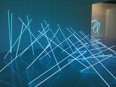 François Morellet - Installation Art