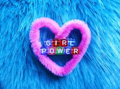 Girl Power Badge