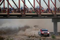 Toyota driver Giniel De Villiers of South Africa drives during the stage of the Dakar Rally from San Juan to Chilecito, Argentina, January REUTERS/Felipe Dana/Pool Rally, South Africa, Toyota, Cool Pictures, January 6, Stage, San Juan, Argentina, Scene