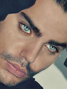 Farhad Mosaffa, Iranian-Canadian model, first Iranian crowned Mr. Iran, and competed in Manhunt International 2012 Wow those eyes! Male Eyes, Male Face, Pretty Eyes, Cool Eyes, Look Into My Eyes, Stunning Eyes, Good Looking Men, Male Beauty, Mannequins