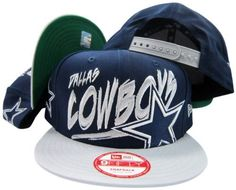 Dallas Cowboys Navy/Grey Two Tone Snapback Adjustable Plastic Hat / Cap New Era. $29.95