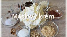 Jak připravit máslový krém / Helenčino pečení Christmas Cookies, Sweet Recipes, Grains, Rice, Cooking, Desserts, Youtube, Food Food, Xmas Cookies
