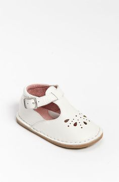 Cole Haan 'Mini' T-Strap Shoe (Baby)   Nordstrom