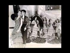 ▶ Federico Garcia Lorca - Los Cuatro Muleros la Argentinita-1931.wmv -
