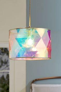 Buy Facet Irridescent Easy Fit Shade from the Next UK online shop Bar Deco, Living Room Decor, Bedroom Decor, Dining Room, Deco Luminaire, Interior Decorating, Interior Design, Decorating Ideas, My New Room