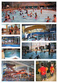 Summer Travel with Kids Day 3: Kalahari Resort in Sandusky, Ohio