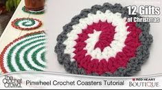 crochet christmas - YouTube