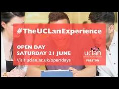 University of Central Lancashire - Cinema ad 2014
