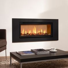 Global 90 CF Conventional Flue Gas Fire