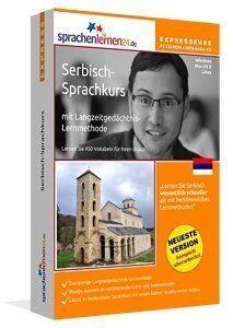 Serbisch Expresskurs CD-ROM + MP3 Audio CD