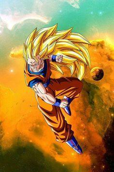 Goku Super Saiyan 3 (Fanart).