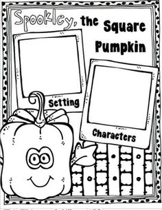 Spookly The Square Pumpkin Coloring And Activity Sheets For Spookley The Square Pumpkin Coloring Pages