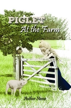 Piglet at the farm is the first of a series I will do, if needed with your topic or preferred animal, character. I made this in a drawing style because I think it appeals more to children. The image was made with my own made characters (girl and piglet) and some pixelsquid images and my…