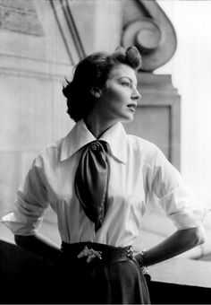 Ava Gardner. Photo by Arnold Newman